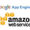 Servicios de computación con Google y Amazon
