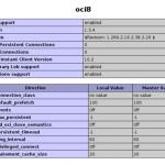 Instalación en Ubuntu del cliente de Oracle OCI8 para PHP5