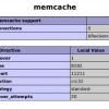 Instalación y uso de Memcache con PHP